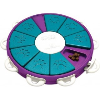 Nina Ottosson Dog Twister Interactive Dog Toy - Level 3