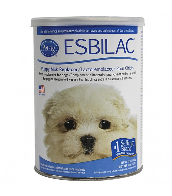 Hedgehog Pet Price >> PetAg Esbilac Powder 340g Puppy Milk Replacer - Pet ...