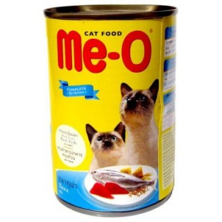 Me-O Tuna in Jelly 400g Cat Wet Food