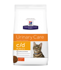 Hill's Prescription Diet Urinary Care c/d Multicare with Chicken 1.5kg Cat Dry Food