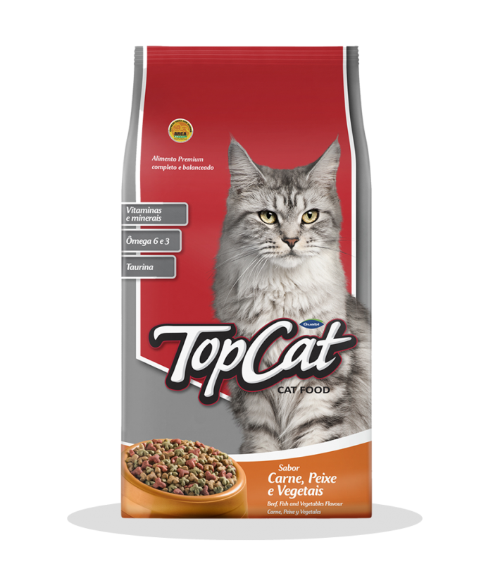 Best Dry Cat Food With Omega