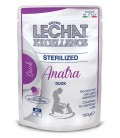 Le Chat Excellence Sterilized Chunkies with Duck 100g Adult Cat Wet Food
