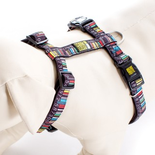 Max & Molly Barcode Extra Small Pet Harness