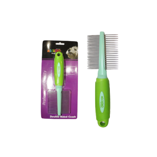 Michiko Double Sided Pet Comb