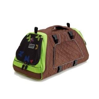 Petego Jet Set Forma Frame Pet Carrier Bag Large