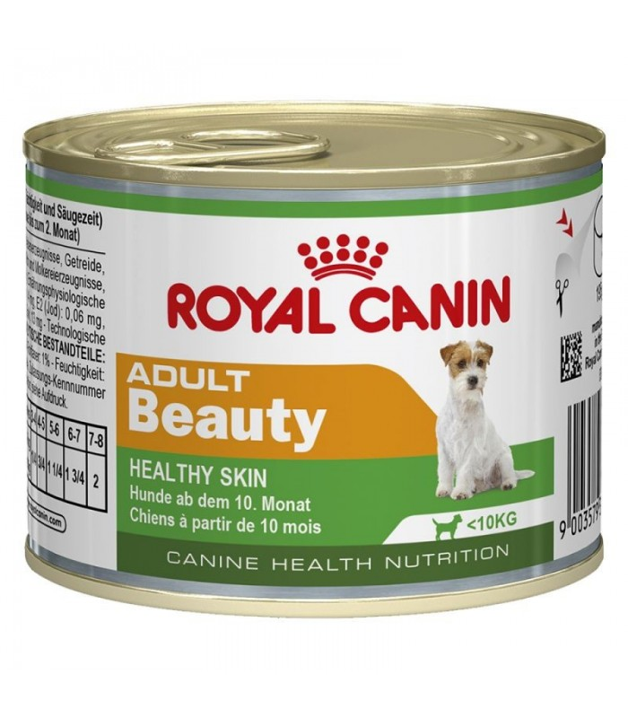 Royal Canin Adult Beauty 195g Dog Wet Food Pet Warehouse