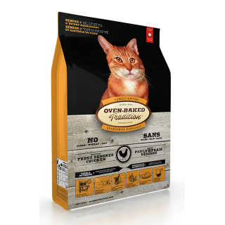 Oven Baked Traditon SENIOR & WEIGHT MANAGEMENT CHICKEN Cat Dry Food