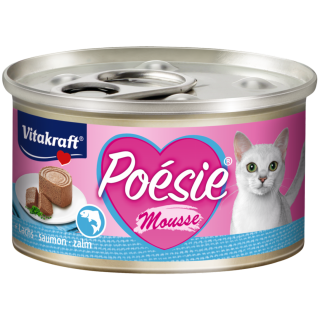 Poesie Mousse + Salmon 85g Cat Wet Food