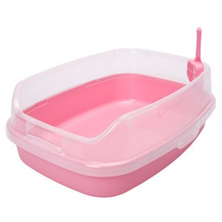 Michiko Modern Open Litter Pan with Scoop