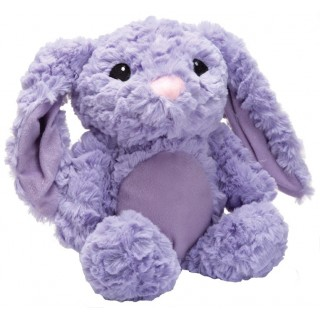 Patchwork Pet Pastel Softies Rabbit 15'' Dog Toy