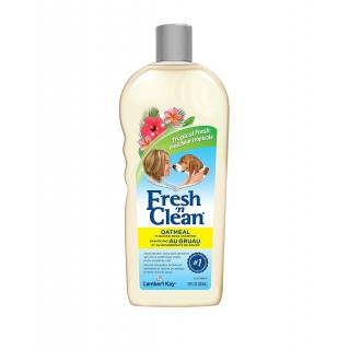 Fresh 'n Clean Oatmeal & Baking Soda Tropical Fresh 533ml Dog Shampoo