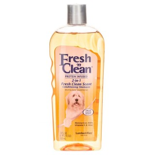 Fresh 'n Clean 2-in-1 Fresh Clean Scent 533ml Dog Shampoo & Conditioner