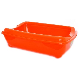Moderna Arist-O-Tray Medium Litter Pan Box with Rim