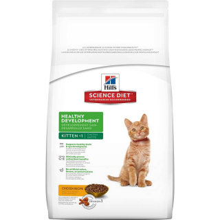 Hill's Science Diet Kitten Healthy Development Chicken Recipe 400g Cat Dry Food