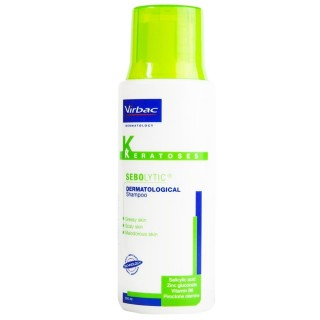 Virbac Sebolytic Medicated Shampoo 200ml