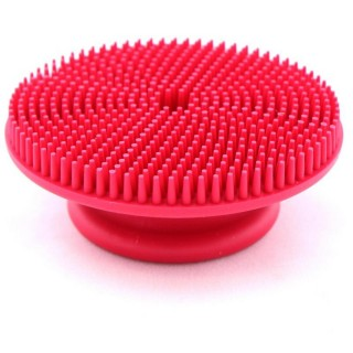 Le Salon Essentials ROUND Rubber Grooming Brush