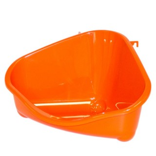 Moderna Pet's Corner Orange Small Pet Litter Pan
