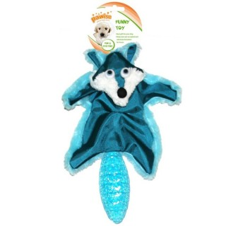 Pawise Funky Tail Tuffness Dog Toy