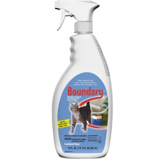 Lambert Kay Boundary Indoor & Outdoor 651ml Cat Repellent Spray