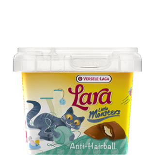 Versele-Laga Lara Little Monster Crock Anti-Hairball 75g Cat Treats