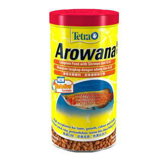 Tetra Arowana Fish Food