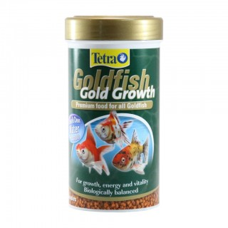 Tetra Goldfish Gold Growth 250ml Fish Food