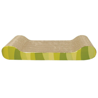 Catit Jungle Stripes with Catnip Cat Scratcher