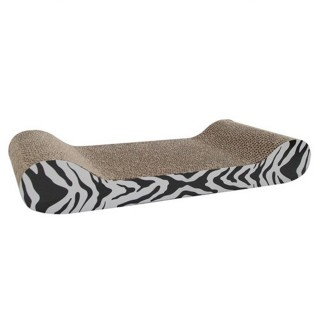 Catit Tiger Accent with Catnip Cat Scratcher