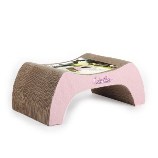 All For Paws CATZILLA Bridge Cat Scratcher - King Size