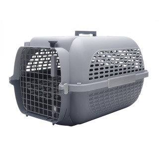 Dogit Voyageur COOL GREY LARGE (24.3x16.7x14.5in) Pet Carrier