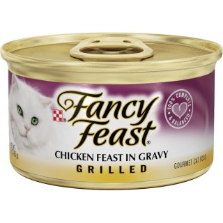 Fancy Feast Grilled Chicken Feast 85g Cat Wet Food