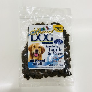 Sample Pack - Special Dog Adult Lamb & Rice Dog Dry Food