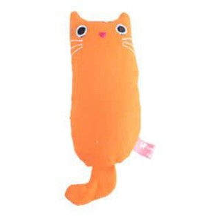 Amy Carol Fat Cat Series ORANGE with Catnip Cat Toy
