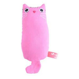 Amy Carol Fat Cat Series PINK with Catnip Cat Toy
