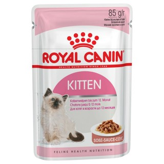 Royal Canin Feline Kitten Instinctive 85g Cat Wet Food