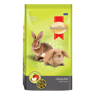 Smartheart Apple Flavor 3kg Rabbit Food