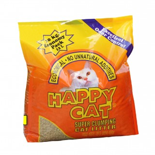 Happy Cat 10kg Cat Litter