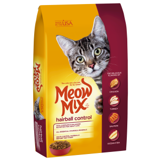Meow Mix Hairball Control 6.44kg Cat Dry Food