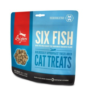 Orijen Six Fish 35g Cat Treats