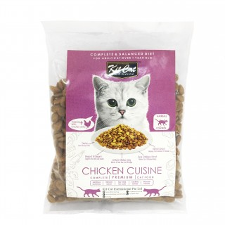SAMPLE PACK - Kit Cat PICK OF THE OCEAN 80g Cat Dry Food