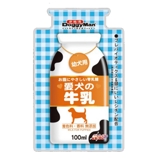 DoggyMan Liquid Milk for PUPPIES 100ml