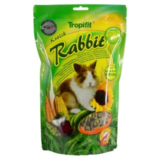 Rabbit food for rabbits doypack 500g
