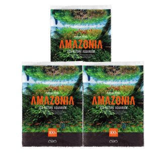 ADA Aqua Soil Amazonia BUNDLE 9 Liter x 3 - Normal Type