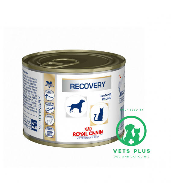 Royal Canin Canine Feline Veterinary Diet Recovery 195g