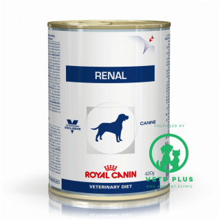 Royal Canin Canine Veterinary Diet RENAL 410g Dog Wet Food