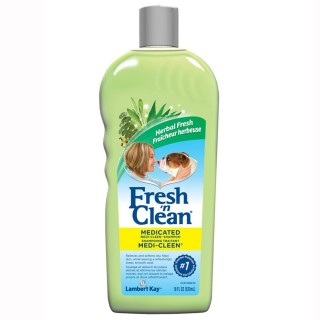 Fresh 'n Clean MEDI-CLEEN MEDICATED 533ml Dog Shampoo