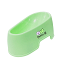 Petto Ai Plastic Pet Bowl - GREEN
