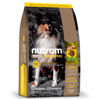 Nutram TURKEY, CHICKEN & DUCK Recipe Grain Free Dog Dry Food