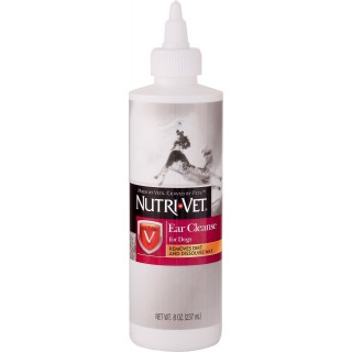 Nutri-Vet Ear Cleanse Liquid 118ml Dog Ear Cleaner