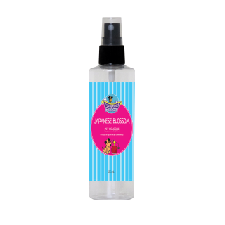 Pampered Pooch Japanese Blossom 125ml Pet Cologne